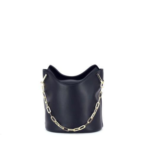 Gianni chiarini tassen handtas donkerblauw 184914