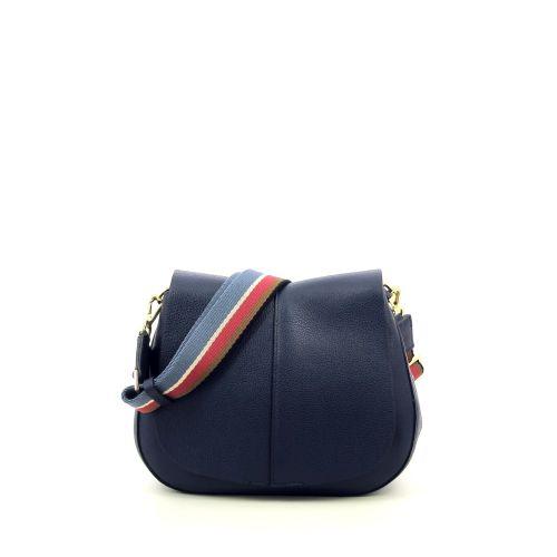 Gianni chiarini tassen handtas donkerblauw 205869