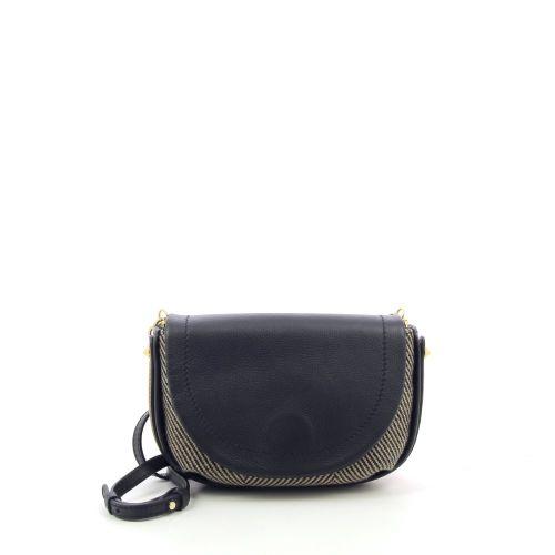 Gianni chiarini tassen handtas zwart 208940