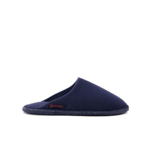 Giesswein damesschoenen pantoffel donkerblauw 213720