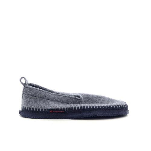 Giesswein damesschoenen pantoffel grijs 210959