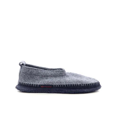Giesswein damesschoenen pantoffel grijs 217875