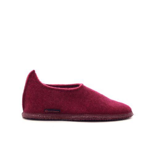Giesswein damesschoenen pantoffel jeansblauw 210961