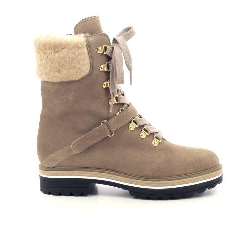 Gigue damesschoenen boots camel 199483
