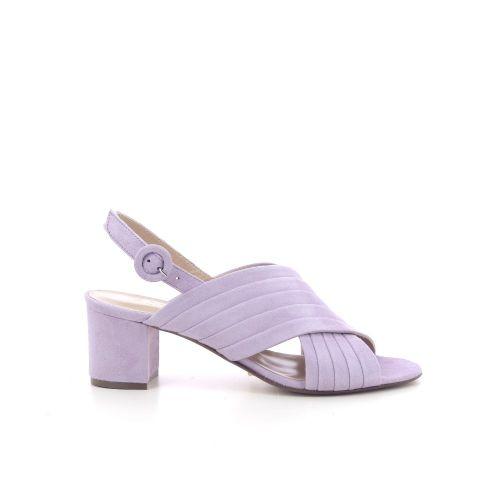Gigue damesschoenen sandaal lila 214161