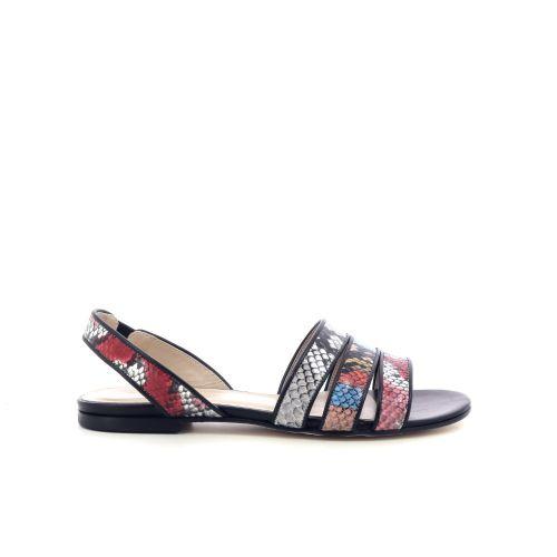 Gigue damesschoenen sandaal multi 205685