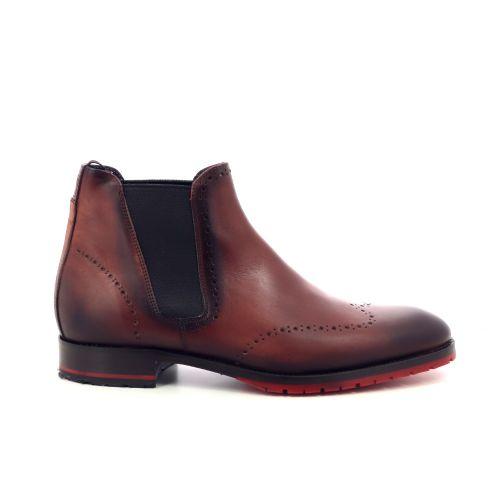 Giorgio herenschoenen boots cognac 199914