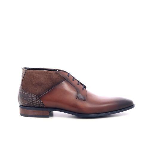 Giorgio herenschoenen boots cognac 209983