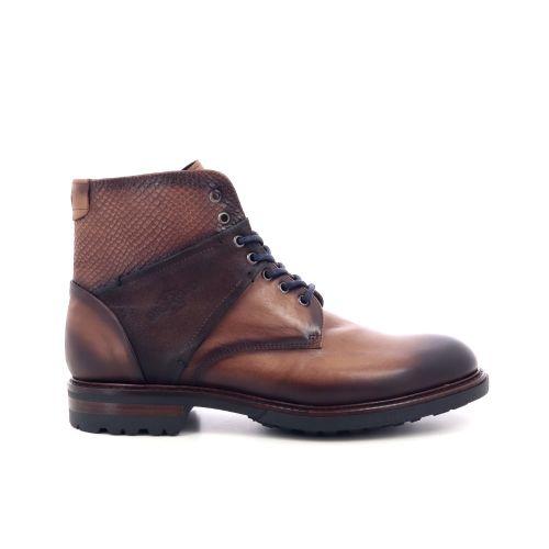 Giorgio herenschoenen boots cognac 209988