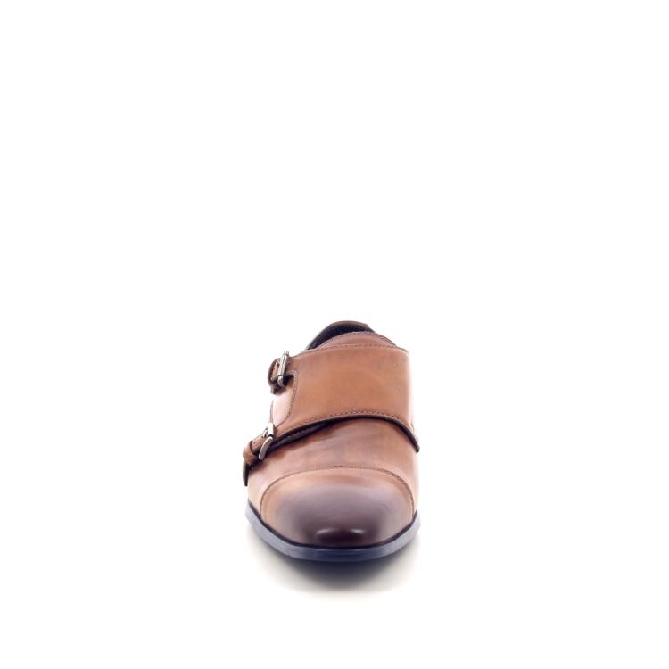 Giorgio herenschoenen mocassin cognac 193316