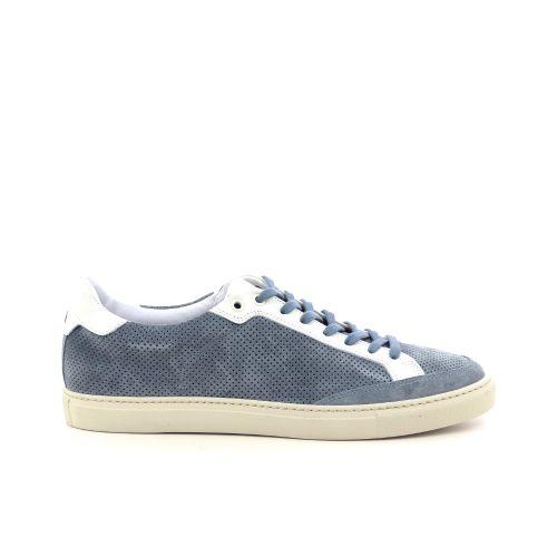 Giorgio  veterschoen jeansblauw 214574