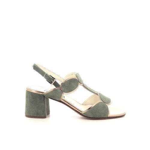 Giorgio m. damesschoenen sandaal l.kaki 214237