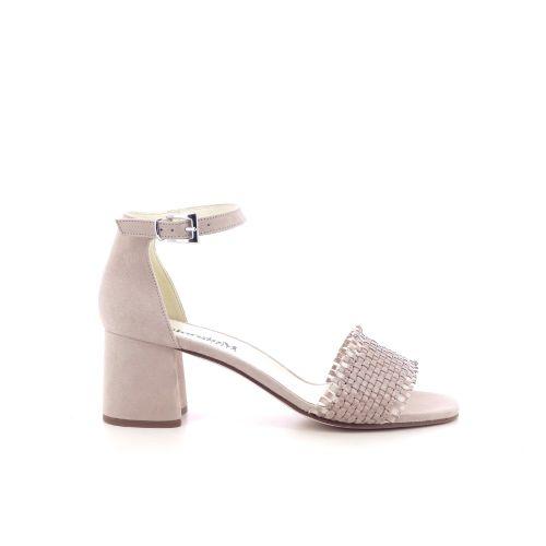 Giorgio m. damesschoenen sandaal naturel 214232