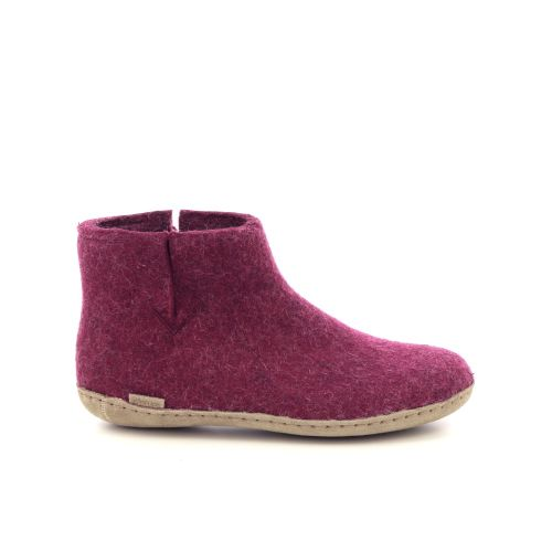 Glerups damesschoenen pantoffel paars 203753
