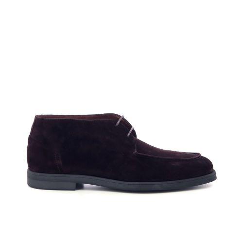 Greve herenschoenen boots bordo 217204