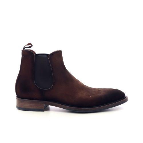 Greve herenschoenen boots cognac 217208