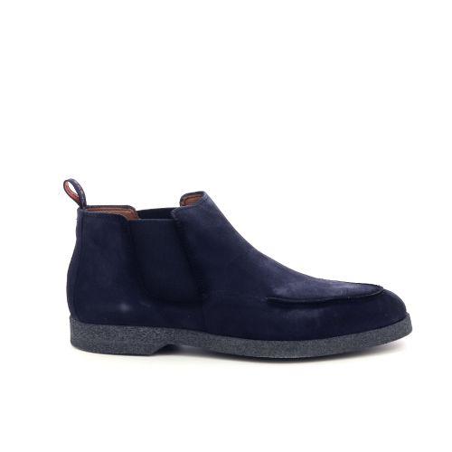 Greve herenschoenen boots donkerblauw 200928
