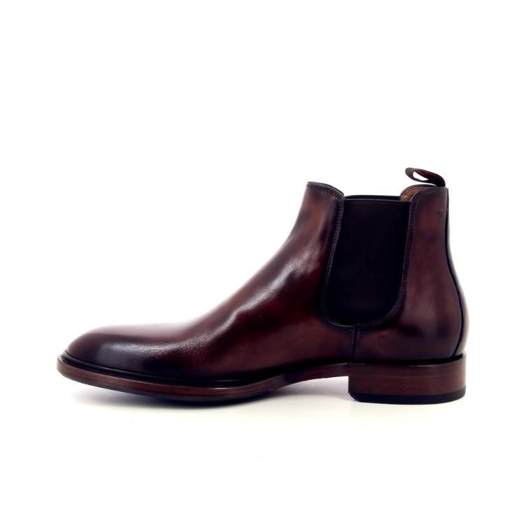 Greve herenschoenen boots cognac 188439