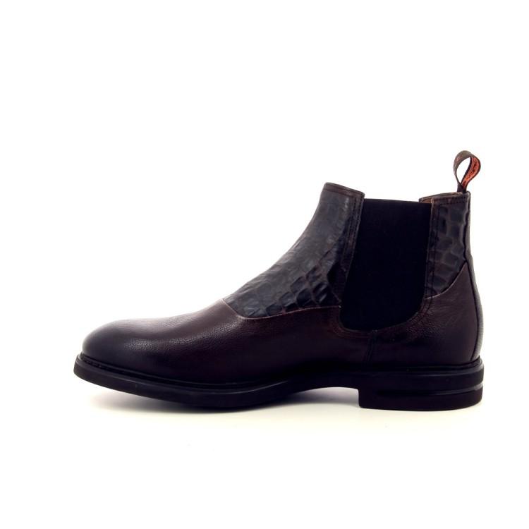 Greve herenschoenen boots d.bruin 188444
