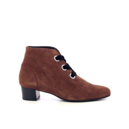 Hassia damesschoenen boots cognac 210669