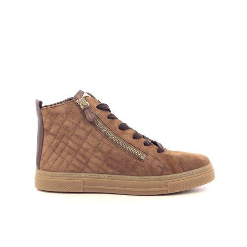 Hassia damesschoenen boots cognac 218395