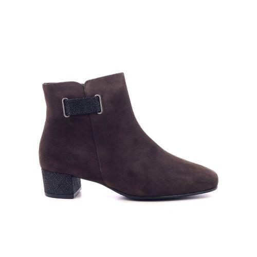 Hassia damesschoenen boots d.bruin 210671