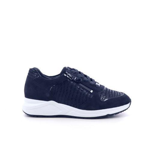 Hassia damesschoenen comfort donkerblauw 210651