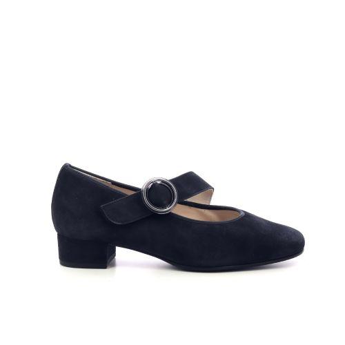 Hassia damesschoenen pump donkerblauw 213780