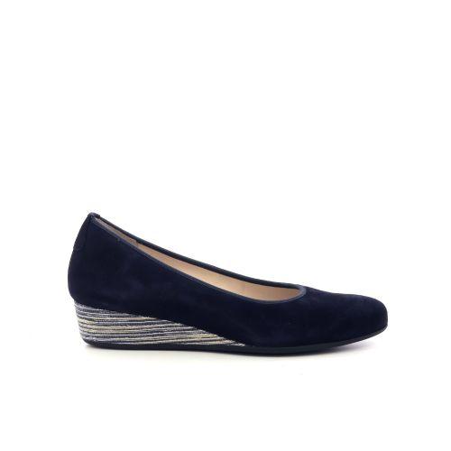 Hassia damesschoenen pump donkerblauw 213812