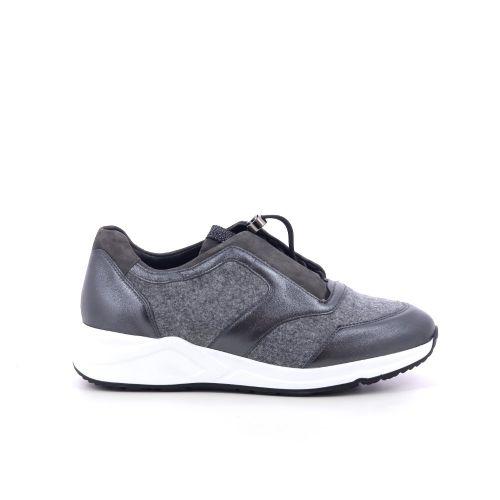 Hassia damesschoenen sneaker grijs 210649