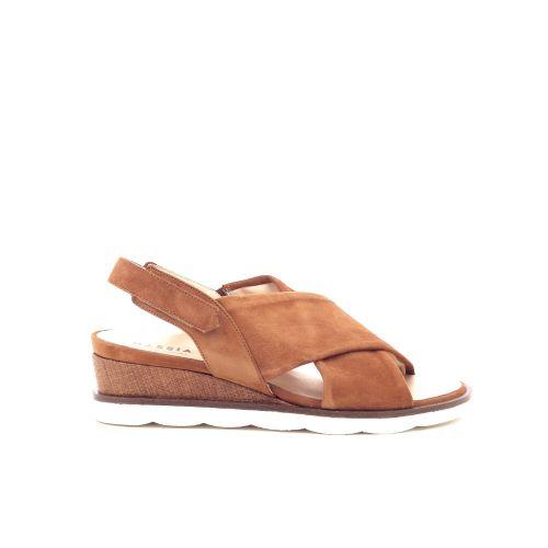 Hassia damesschoenen sandaal naturel 213806