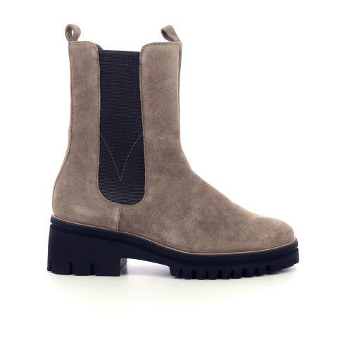 Hassia damesschoenen boots taupe 218397