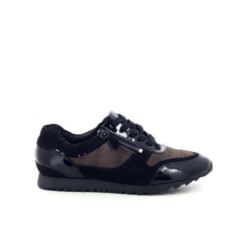 Hassia damesschoenen sneaker zwart 200293