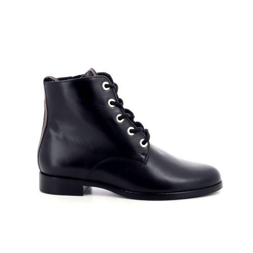 Hassia damesschoenen boots zwart 200299