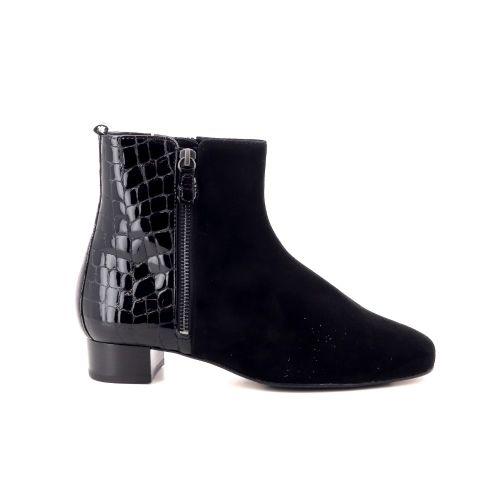 Hassia damesschoenen boots zwart 200301