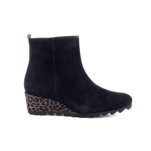 Hassia damesschoenen boots zwart 200302