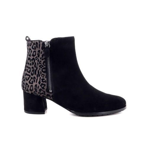 Hassia damesschoenen boots zwart 200304