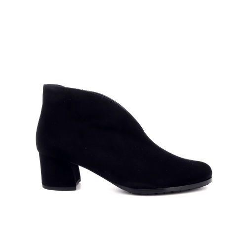 Hassia damesschoenen boots zwart 200305