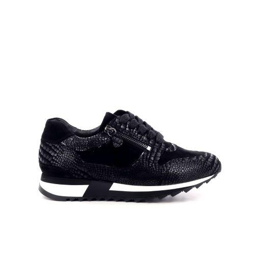 Hassia damesschoenen sneaker zwart 210655