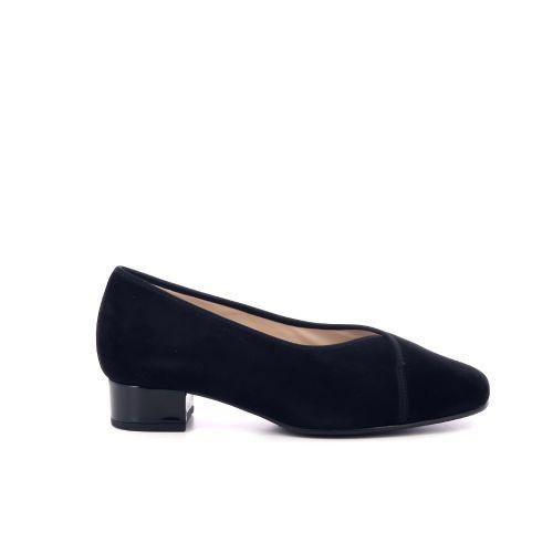 Hassia damesschoenen pump zwart 210659