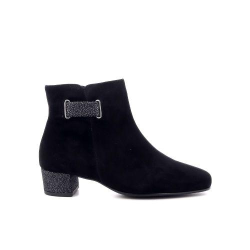 Hassia damesschoenen boots zwart 210670