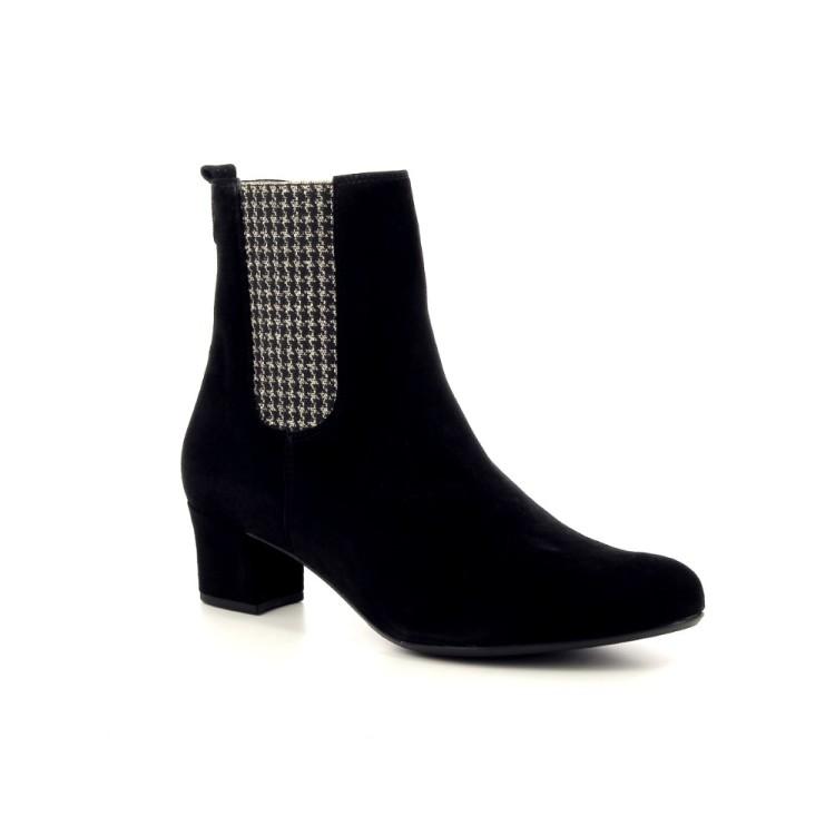 Hassia damesschoenen boots zwart 189705