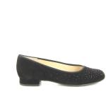 Hassia damesschoenen comfort zwart 20418