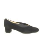 Hassia damesschoenen comfort zwart 20426