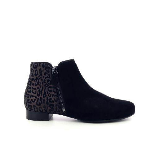 Hassia  boots zwart 200298