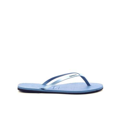 Havaianas damesschoenen muiltje hemelsblauw 192244