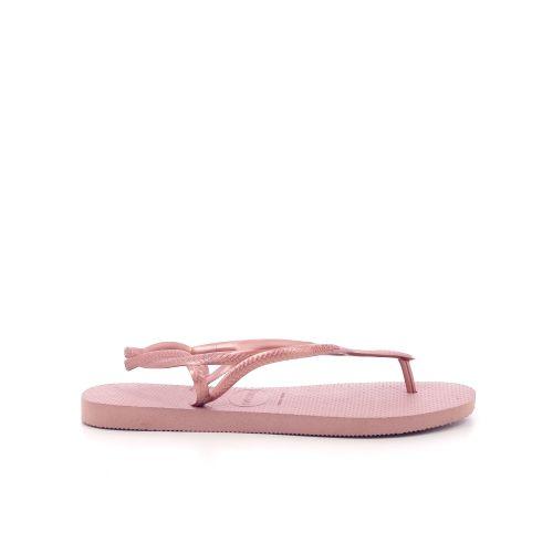 Havaianas damesschoenen sandaal poederrose 204670