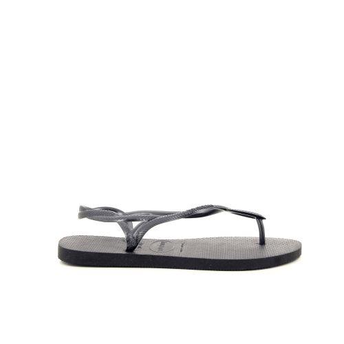 Havaianas damesschoenen sandaal zwart 192263