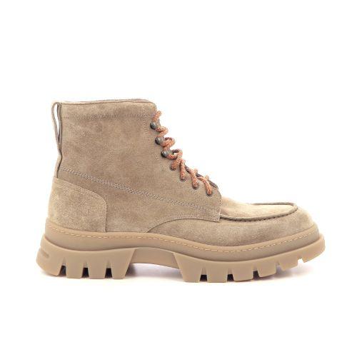 Henderson herenschoenen boots camel 210036