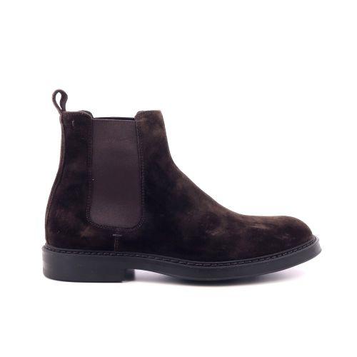 Henderson herenschoenen boots d.bruin 210049